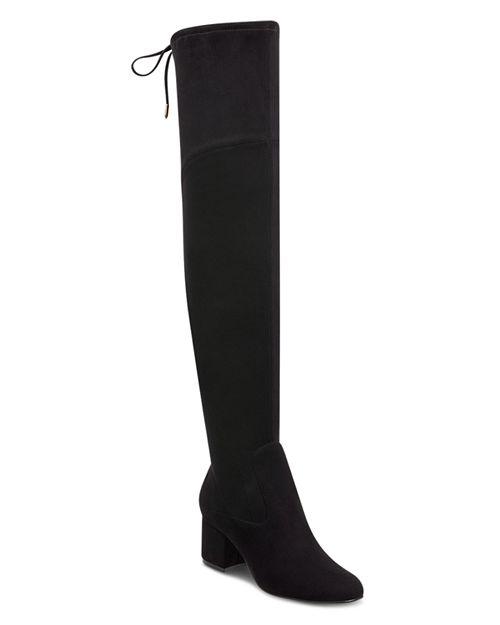 Marc Fisher LTD. - Women's Pretta Tall Suede Boots