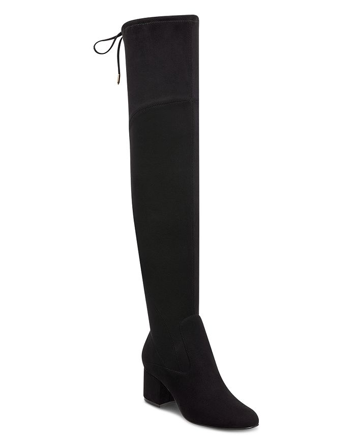 Marc Fisher LTD. - Women's Pretta Tall Suede Boots