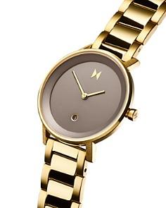 MVMT - Signature II Gold-Tone Watch, 34mm