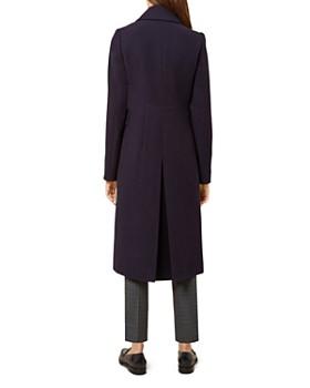 HOBBS LONDON - Gigi Double-Breasted Coat