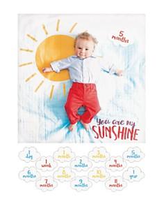 Lulujo - You Are My Sunshine 1st Year Mat - Baby