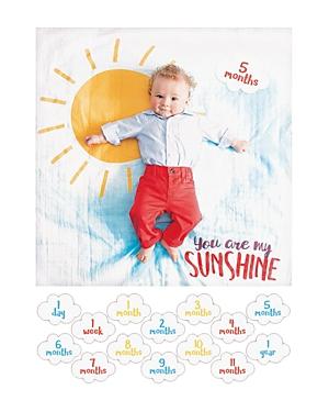 Lulujo You Are My Sunshine 1st Year Mat - Baby