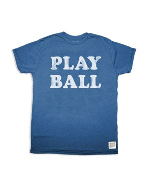 Retro Brand Boys' Play Ball Tee - Little Kid, Big Kid