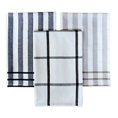 Kara Weaves - 3-Piece Assorted Kitchen Towels