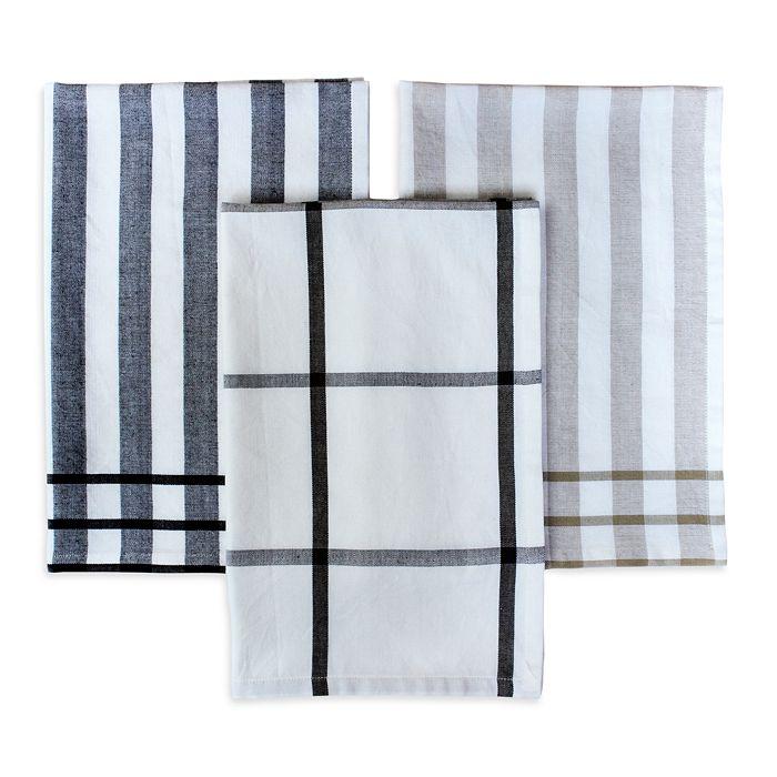 Kara Weaves - 3-Piece Assorted Kitchen Towels