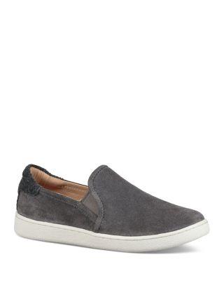 UGG® Women's Cas Suede Slip-On Sneakers