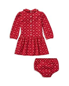 Ralph Lauren - Girls' Floral Dress & Bloomer - Baby