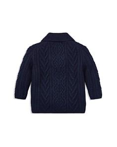 Ralph Lauren - Cable-Knit Merino Wool Cardigan - Baby