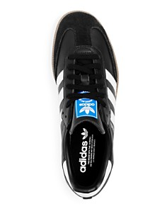 Adidas - Men's Samba OG Leather Lace-Up Sneakers