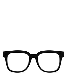 Look Optic - Unisex Laurel Square Blue Light Glasses, 51mm