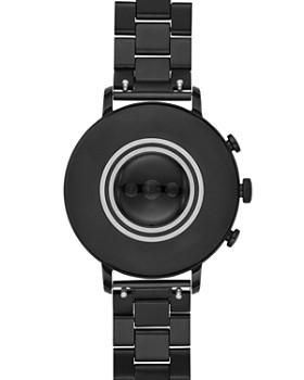 Fossil - Venture HR Black Touchscreen Smartwatch, 40mm