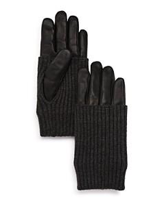 Echo - Convertible-Cuff Tech Gloves