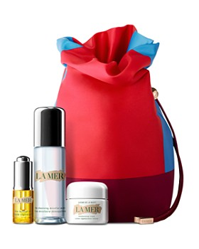 La Mer - The Glowing Collection Gift Set ($360 value)