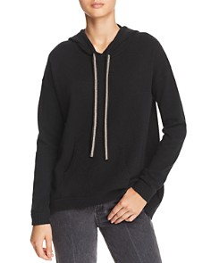 Minnie Rose - Hooded Cashmere Sweater - 100% Exclusive