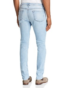FRAME - L'Homme Skinny Fit Jeans in Tubman