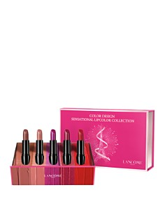 Lancôme - Color Design Sensational Effects Lip Color Gift Set ($120 value)