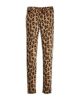 BLANKNYC - Girls' Leopard-Print Skinny Pants - Little Kid, Big Kid