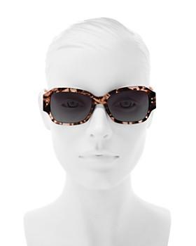 Dior - Women's Ladydior Mirrored Square Sunglasses, 54mm