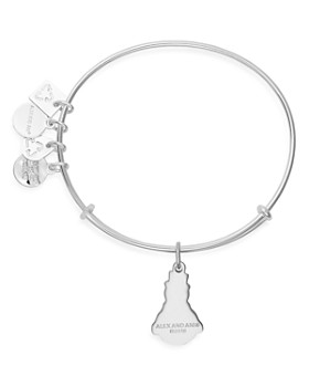Alex and Ani - Just Chill Expandable Charm Bracelet