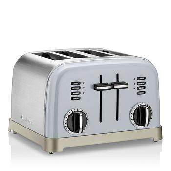 Cuisinart - 4-Slice Metal Toaster