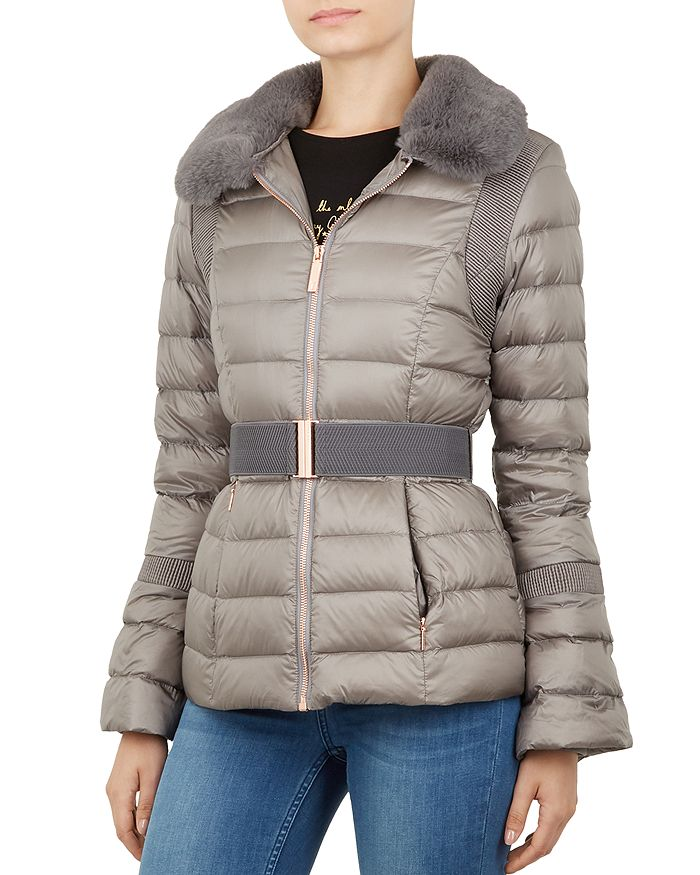 Ted Baker - Yelta Quilted Down Jacket