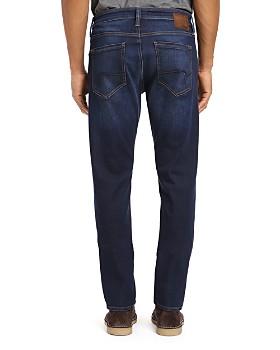 Mavi - Marcus Straight Slim Fit Jeans in Deep Soft Move