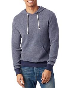 ALTERNATIVE - Eco Teddy Challenger Hooded Fleece Sweatshirt