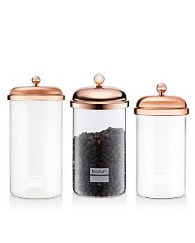 Bodum - Copper Classic Storage Jars