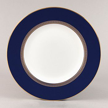 "Wedgwood - ""Renaissance Gold"" Salad Plate"