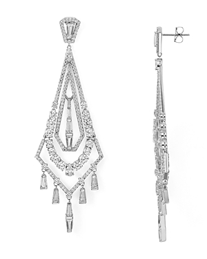 Nadri Zelda Chandelier Drop Earrings