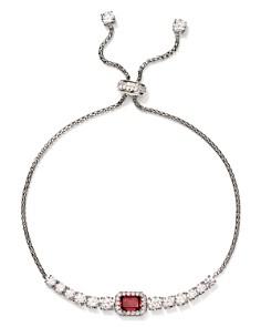 Nadri - Zelda Bolo Adjustable Bracelet