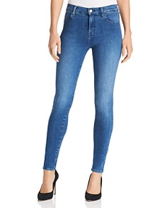 J Brand - Maria High Rise Skinny Jeans in Solar