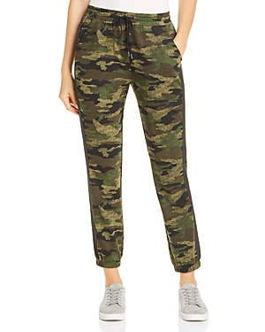 Kenneth Cole Camo Jogger Pants