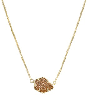 "Kendra Scott - Tess Pendant Necklace, 15"""