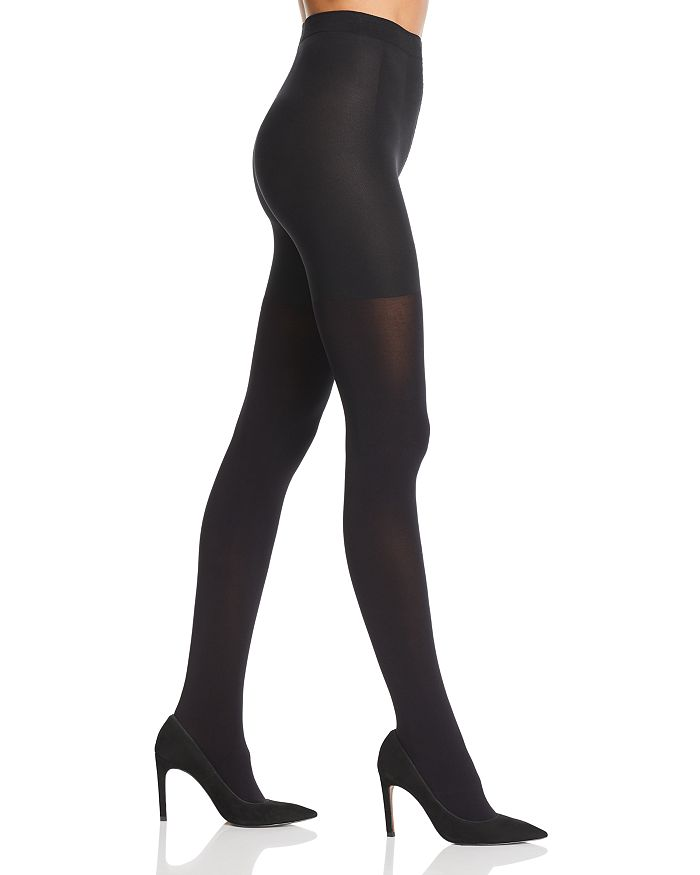 4eb6a47bf96c7 Calvin Klein Ultra Fit 80 Denier Opaque Shaper Tights | Bloomingdale's