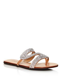 1d3dadabf SCHUTZ Women s Gabbyl Open Toe Embellished Sandals