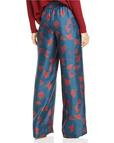 Lafayette 148 New York - Hester Printed Silk Pants