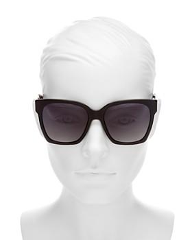 Moschino - Women's Square Sunglasses, 56mm