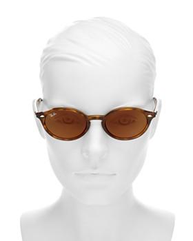 Ray-Ban - Women's Round Sunglasses, 51mm
