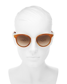 kate spade new york - Women's Lisanne Cat Eye Sunglasses, 50mm
