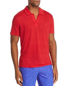Vilebrequin - Linen Jersey Polo Shirt