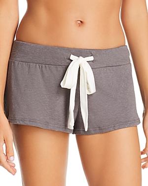 Eberjey Heather Slub Shorts-Women