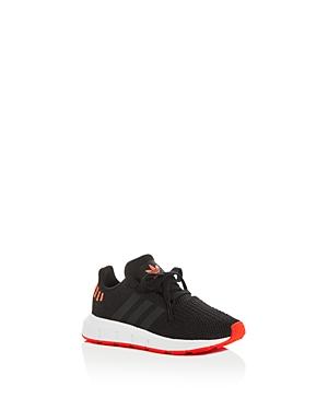 Adidas Unisex Swift Run Knit Low-Top Sneakers - Walker, Toddler