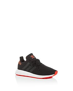Adidas Unisex Swift Run Knit Low-Top Sneakers - Toddler, Little Kid