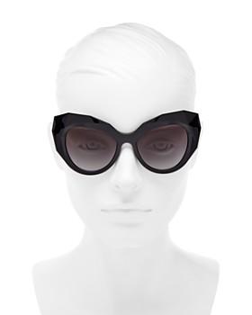 Dolce&Gabbana - Women's Cat Eye Sunglasses, 52mm