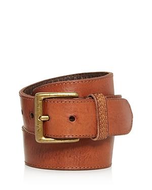 Frye Men\\\'s Bowery Leather Belt-Men