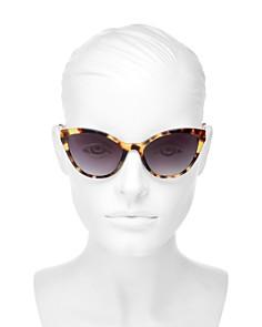 Miu Miu - Women's Cat Eye Sunglasses, 55mm