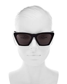 Illesteva - Women's Lisbon Cat Eye Sunglasses, 54mm