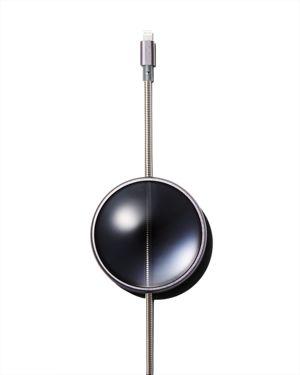 NATIVE UNION X Tom Dixon Dome Cable in Black