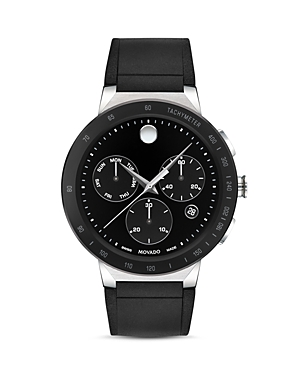Movado Sapphire Chronograph, 43mm-Jewelry & Accessories
